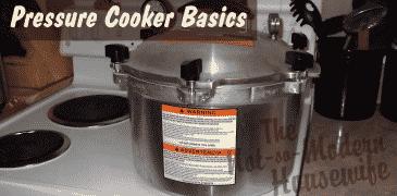 Pressure Cooker Basics