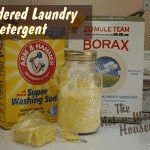 Powdered Laundry Detergent - The Not So Modern Housewife
