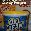 Cloth Diaper Laundry Detergent