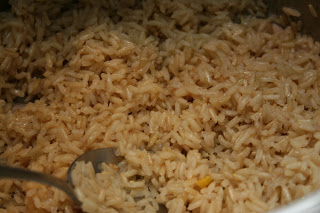 Uncooked Brown Rice - Midweek Fried Rice