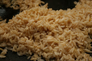 Cooked Brown Rice - Midweek Fried Rice