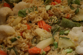 Added Vegetables - Midweek Fried Rice