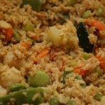 Midweek Fried Rice - Finished