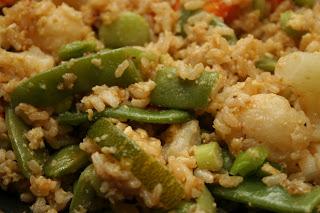 Midweek Fried Rice