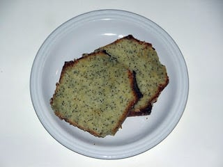 Guest Post: Almond Poppyseed Bread - The Not So Modern Housewife