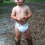 Raising a Farm Boy
