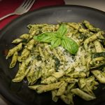 Spinach & Pesto Penne
