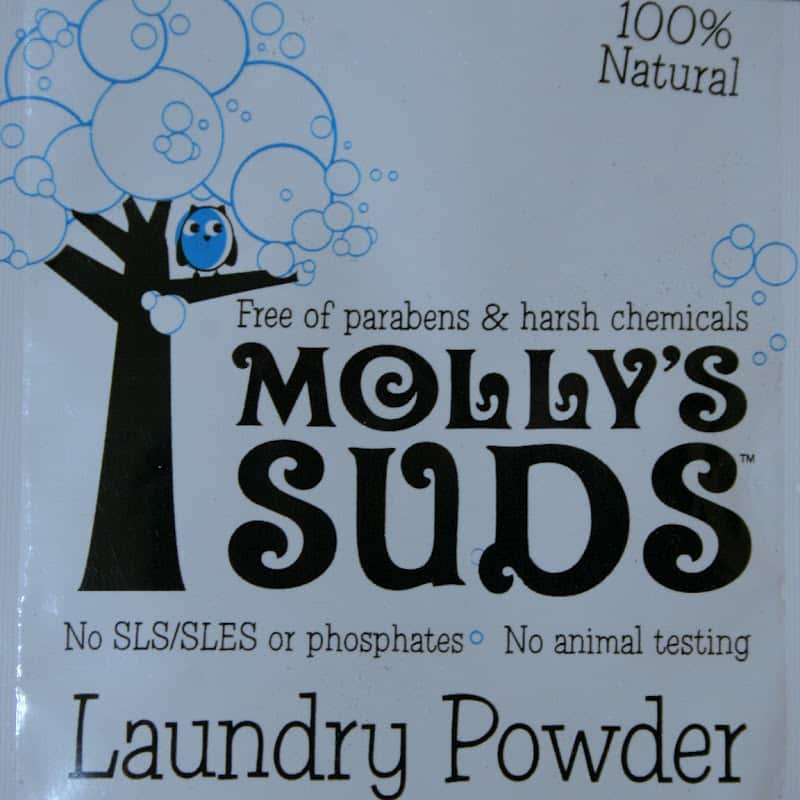 Review: Molly's Suds Laundry Powder