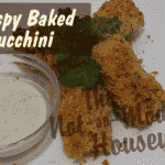 Crispy Baked Zucchini