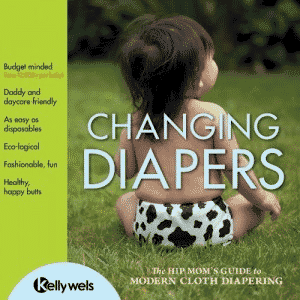 Changing Diapers: The Hip Mom's Guide to Modern Cloth Diapering