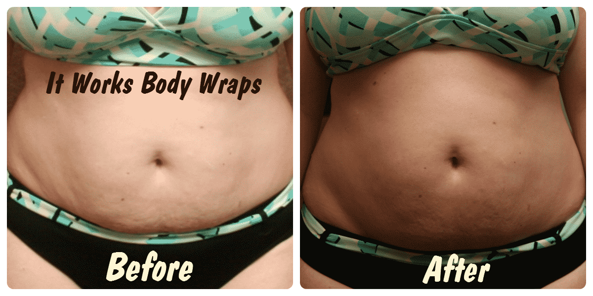 "My ""It Works"" Body Wrap"