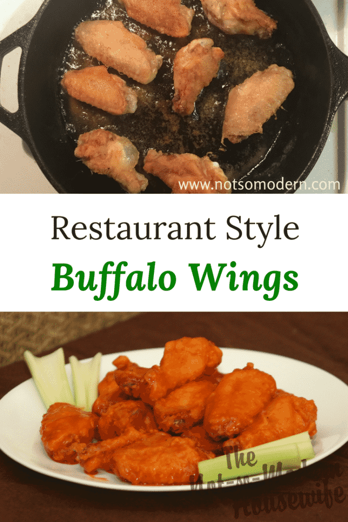 Make Buffalo chicken wings as good as a restaurant for a fraction of the cost. Just add your favorite wing sauce.