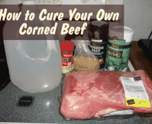 Guest Post: How to Corn Your Own Beef for St. Patrick's Day