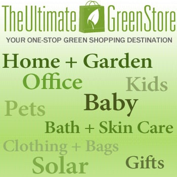 Free Shipping at The Ultimate Green Store