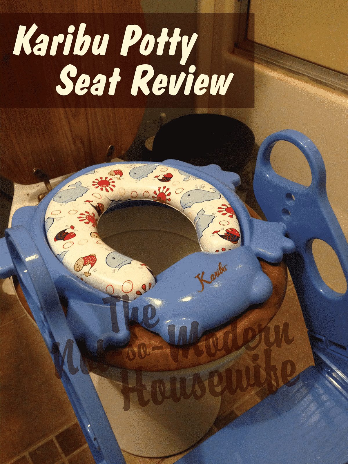 Karibu Potty Seat Review