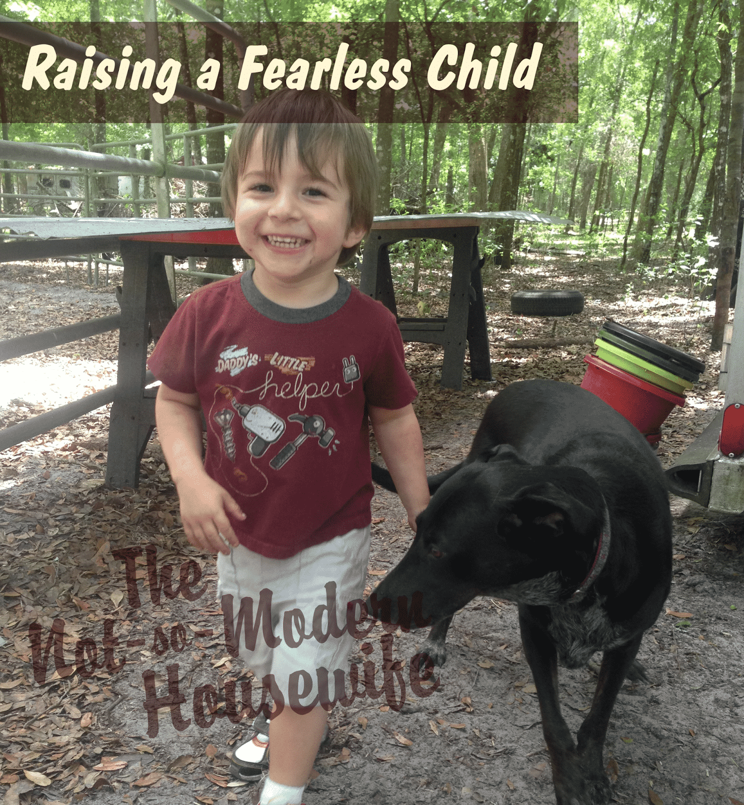 Raising a Fearless Child