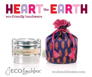 Valentine's Day Deals from ECOlunchbox