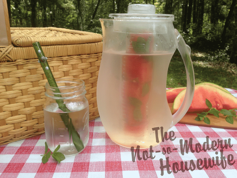 Fruit Infused Water to Beat the Summer Heat