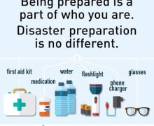 What Does Preparedness Mean to You?