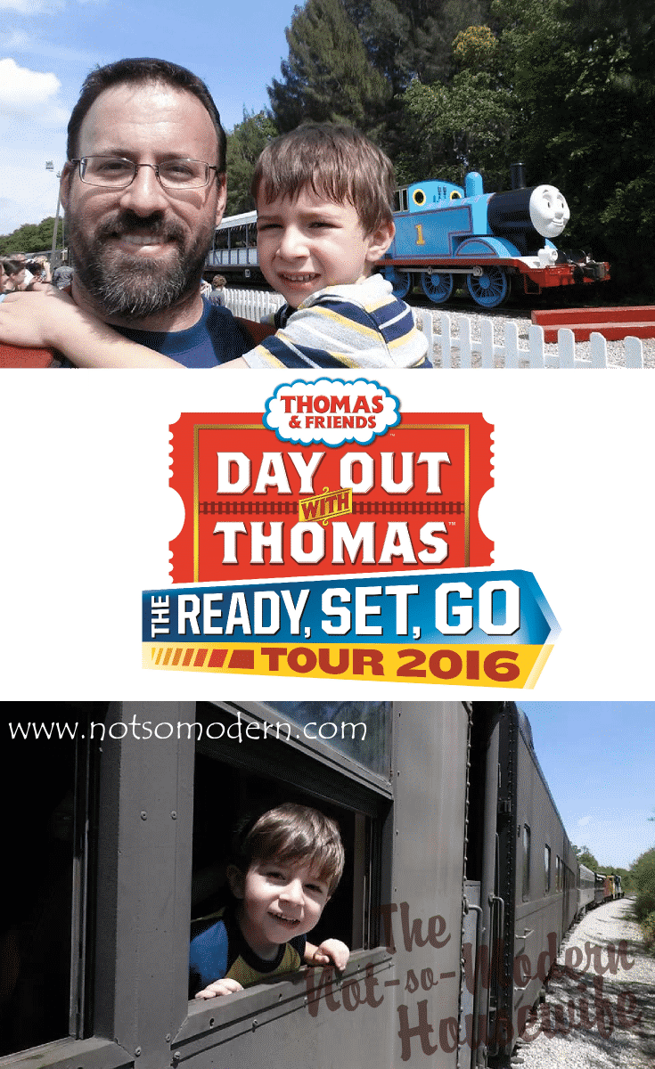 Day Out with Thomas has been a tradition in our family for almost 4 years now, and we can't wait to go again this year. Check out all this event has to offer for kids young and old, plus my tips for making the most of your day. There's even a giveaway for Florida residents.