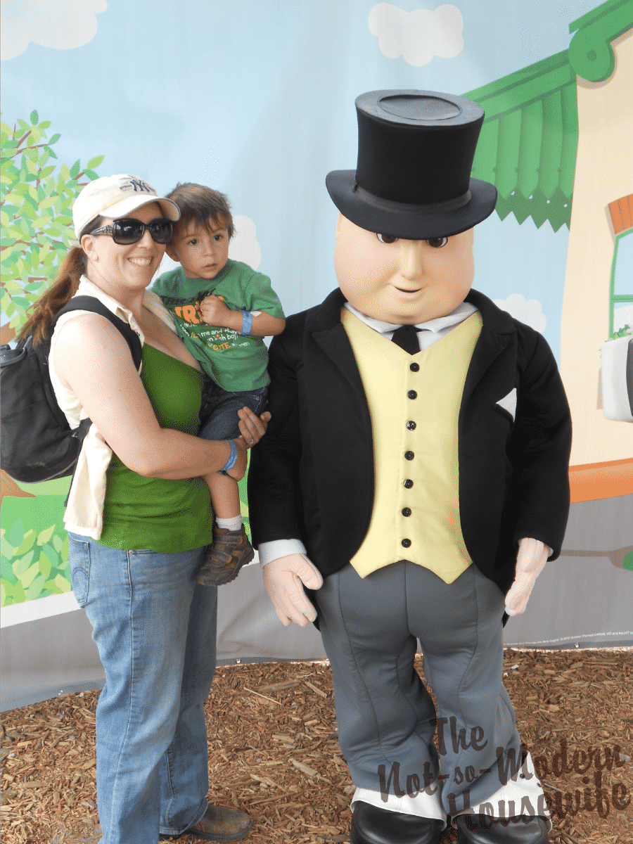 Day Out with Thomas Sir Topham Hatt