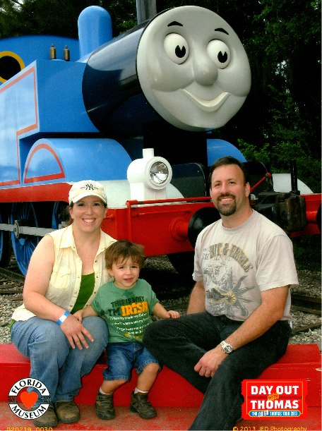 Our Day Out with Thomas Tradition Plus Giveaway
