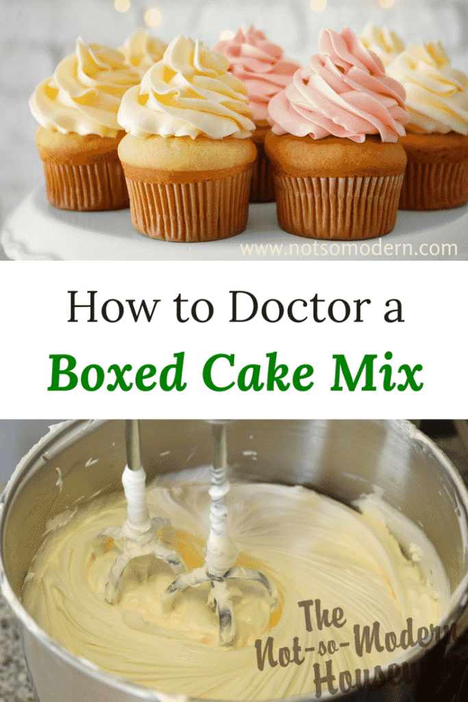 Reduce Calories On Box Cake