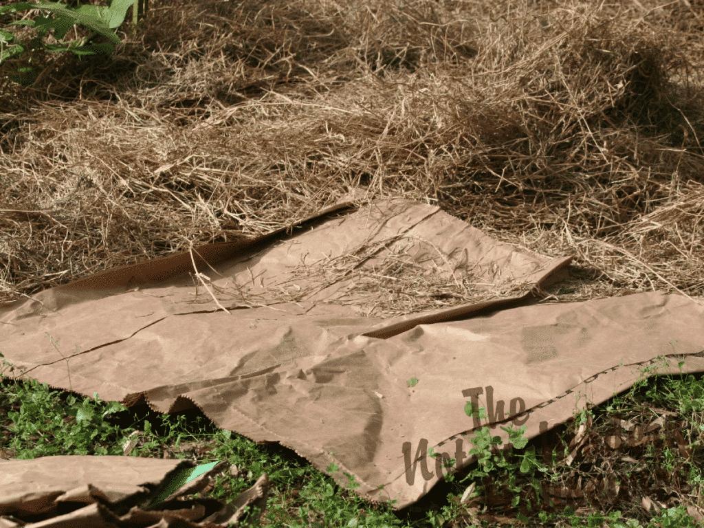 Feed bag layering