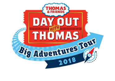 Day Out with Thomas: Big Adventures Tour 2018