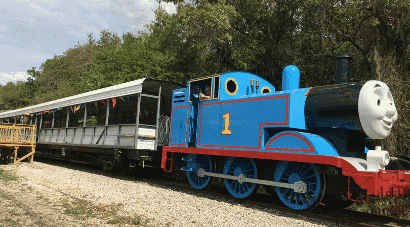 Our Day Out with Thomas Tradition