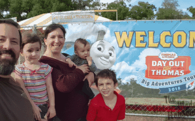 Day Out with Thomas: Big Adventures Tour