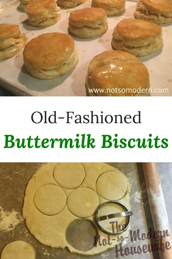Good biscuits are an important part of any good, southern breakfast, but finding easy buttermilk biscuits that turn out light and fluffy can be a difficult task. When it comes down to it, it isn't necessarily the recipe that makes or breaks good biscuits. A couple of simple steps can make all the difference.