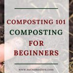 Composting 101 - Composting for Beginners