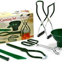Norpro Canning Essentials Boxed Set, 6 Piece Set